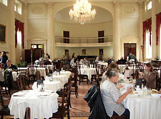 The Pump Room, Bath   Memoirs of the Celebrated Mrs Woffington